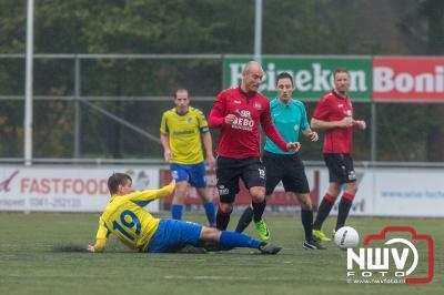 Nunspeet morst onnodige punten - ©NWVFoto.nl