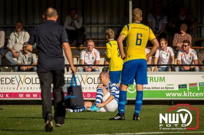 Hatto Heim houdt punten thuis. - ©NWVFoto.nl