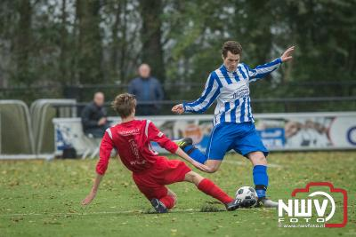 VEVO vergeet zichzelf te belonen. - ©NWVFoto.nl
