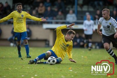 Hattem naar volgende bekerronde - ©NWVFoto.nl