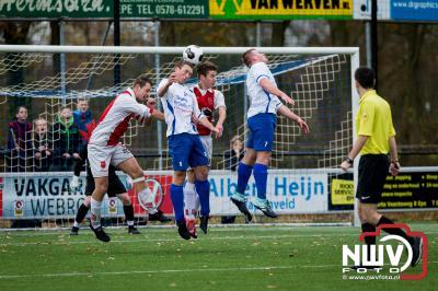 Oene drukt WZC in gevarenzone. - ©NWVFoto.nl
