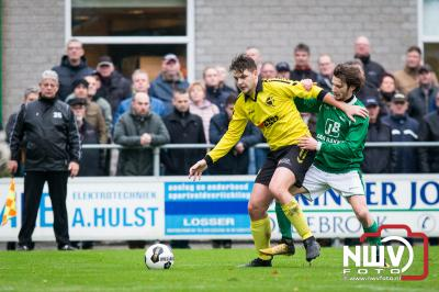 Geen revanche voor OWIOS in Oldebroek. - ©NWVFoto.nl