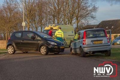 Ongeval Broekdijk Doornspijk - ©NWVFoto.nl