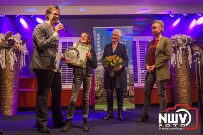 Huldiging gemeentelijke sport kampioenen in de Haas Elburg. - ©NWVFoto.nl