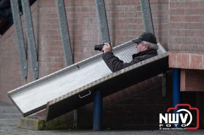Raoul flikt het diep in  blessuretijd - ©NWVFoto.nl