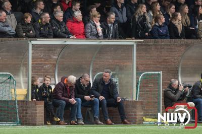Spanning overheerst in Oosterwolde. - ©NWVFoto.nl