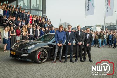 Gala avond Nuborgh College Oostenlicht Elburg 2018. - ©NWVFoto.nl