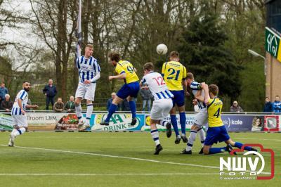 Nunspeet zakt af naar bedreigde hoek. - ©NWVFoto.nl