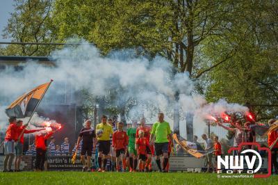 DSV'61 komt sneu weg in gemeentelijke derby. - ©NWVFoto.nl