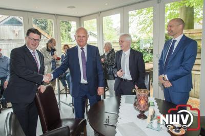 Nieuwe ontwikkelaar Winkelcentrum 't Harde: Van de Poll Vastgoed. - ©NWVFoto.nl