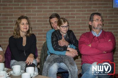 Lintjesregen in de gemeente Elburg. - ©NWVFoto.nl