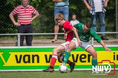 Degradatiespook hangt boven sportpark Bovenmolen. - ©NWVFoto.nl