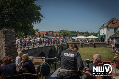 Schitterend weer tijdens Pinkstermarkt in Elburg 2018. - ©NWVFoto.nl