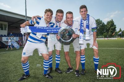 ESC promoveert door zege op Hattem - ©NWVFoto.nl