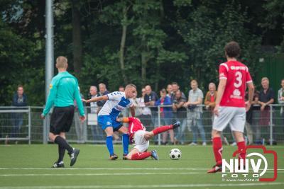 WHC is gepromoveerd naar de hoofdklasse, het boog in een ware thriller na rust een 2-0 achterstand om in een 2-3 overwinning Jonathan van Marle was voor WHC het goudhaantje, hij scoorde alle drie de doelpunten waarvan de derde in de laatste seconde - ©NWVFoto.nl