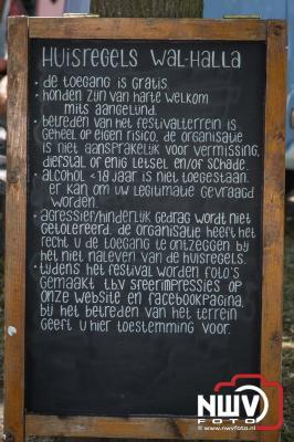 Struin, kijk, luister, proef, doe, en geniet het motto van het super gezellige  Wal-Halla wat op 30 juni plaatsvond op de wallen van Elburg - ©NWVFoto.nl
