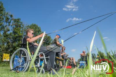 Forel rolstoel vissen bij H2O in Wezep. - ©NWVFoto.nl