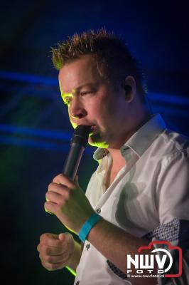 Muziekfeest Studio Vrij Gelderland 2018 Wezep zaterdagavond. - ©NWVFoto.nl