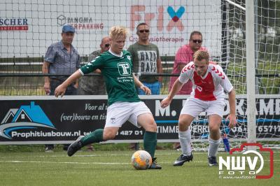 Veluwecup beleeft leuke ouverture. - ©NWVFoto.nl
