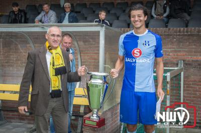 SVI wint Berend Elzerman toernooi. - ©NWVFoto.nl