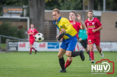 Hattem door naar volgende bekerronde. - ©NWVFoto.nl