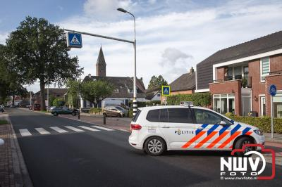 Bij een ongeval op de Zuiderzeestraatweg in Doornspijk is een persoon gewond geraakt. - ©NWVFoto.nl
