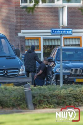 Aanhouding in Hattem had te maken met schietincident eerder aan de Keizersweg in Hattemerbroek. - ©NWVFoto.nl