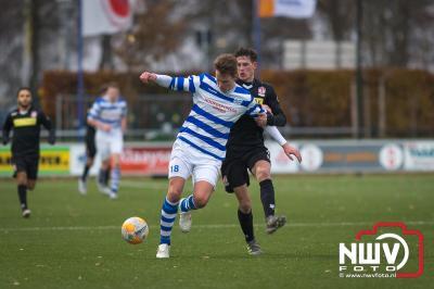 ESC verlaat laatste plaats - ©NWVFoto.nl