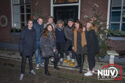 Winter in de Vesting Elburg 2018 zaterdagavond - ©NWVFoto.nl