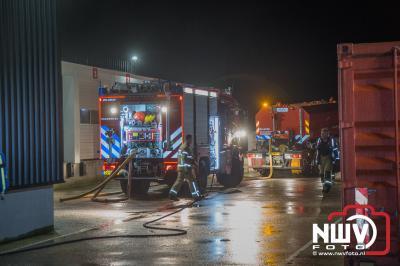 Fietsen fabrikant Stella weer getroffen door brand. - ©NWVFoto.nl