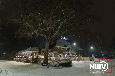 Winters La Place 't Harde - ©NWVFoto.nl