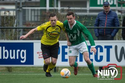 OWIOS krijgt pak slaag van Woudenberg. - ©NWVFoto.nl