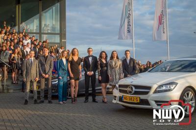 Gala avond Nuborgh College Oostenlicht Elburg 2019. - ©NWVFoto.nl