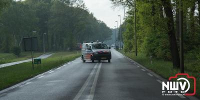 Bij een ongeval op de kruising Eperweg Bovenheigraaf zijn twee dames gewond geraakt. - ©NWVFoto.nl