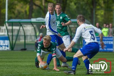SEH countert titelaspiraties 't Harde de koelkast in. - ©NWVFoto.nl