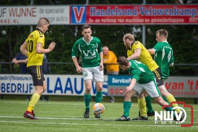 VSCO61 en OWIOS beide veilig via smakeloze derby - ©NWVFoto.nl