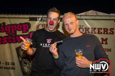 Schitterende optredens tijdens het BigPop Festival in Oosterwolde. - ©NWVFoto.nl