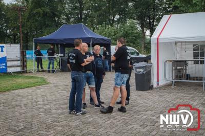 Muziekfeest Studio Vrij Gelderland 2019 Wezep vrijdagavond. - ©NWVFoto.nl