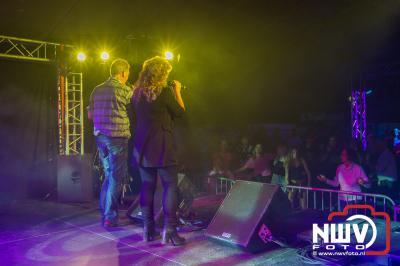 Muziekfeest Studio Vrij Gelderland 2019 Wezep zaterdagavond. - ©NWVFoto.nl