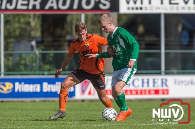 vv Oene ook in 2019 winnaar van de Rabo Veluwecup, dit jaar gespeeld bij gastvereniging DSV'61in Doornspijk. - ©NWVFoto.nl