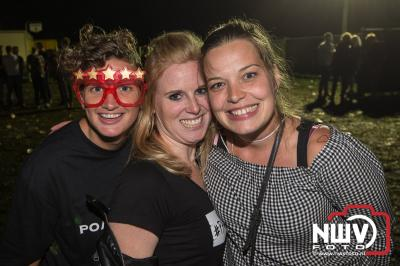 Mega Piraten Festijn 2019 werd dit jaar op de nieuwe locatie aan de Stationsweg in Oldebroek gehouden. - ©NWVFoto.nl