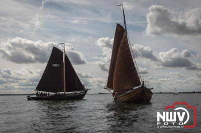 Botter bedrijven wedstrijd op het Veluwemeer 2019  - ©NWVFoto.nl