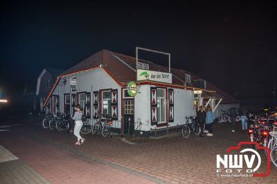 Na meer dan 40 jaar was het zaterdag de laatste avond dat de Stee open was. - ©NWVFoto.nl
