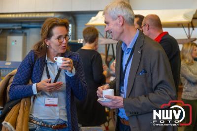 Bedrijfsleven en onderwijs in Elburg slaan handen ineen. - © NWVFoto.nl