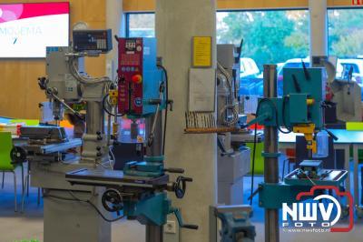 Bedrijfsleven en onderwijs in Elburg slaan handen ineen. - ©NWVFoto.nl