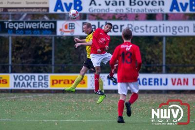 Geflatteerde nederlaag voor VSCO'61 - ©NWVFoto.nl