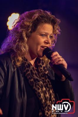 ATM organiseerde op zaterdag ook een artiestenavond voor de nierstichting. - ©NWVFoto.nl