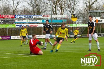 VSCO'61 krijgt oorwassing van Quick'20 - ©NWVFoto.nl