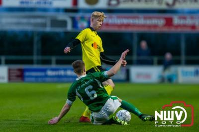 OWIOS slaat toe diep in blessuretijd - ©NWVFoto.nl