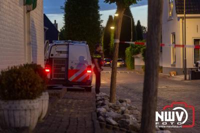 Schietincident pizzeria Nunspeterweg Elburg - ©NWVFoto.nl